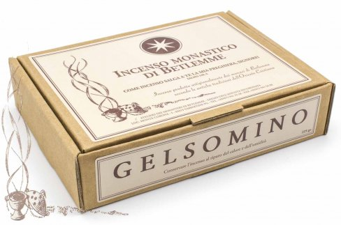 Incenso Monastico Gelsomino - 225g