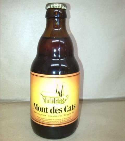 Monts des Cats - Birra Belgian Strong Ale